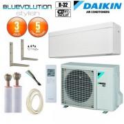 DAIKIN Pack Climatiseur à faire poser Daikin Stylish FTXA20AW