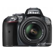 Aparat foto Nikon D5300 (AF-P 18-55 VR), gri, 3 garanție body