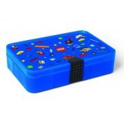 40840002 Cutie de sortare LEGO Iconic albastru