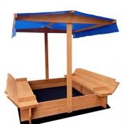 Children Canopy Sand Pit 120cm