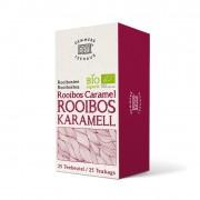 Demmers Rooibos Caramel Bio Quick-T ceai aromat cutie 25 plicuri