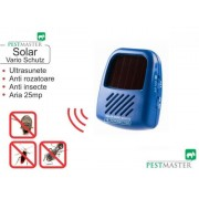 Aparat anti rozatoare, anti insecte Pestmaster Vario blister solar, 25 mp, 3 V