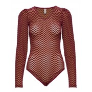 Underprotection Dina Bodystocking Bodies Slip Rosa Underprotection