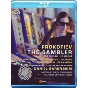 Video Delta Sergei Prokofiev - The Gambler - Blu-Ray