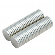 50pcs D10x1.5mm N35 Neodymium Magnets Rare Earth Strong Magnetic Toys