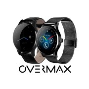 Overmax pametni sat Touch 2.5 za Android i iOS (SmartWatch) - Crna