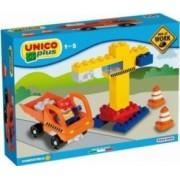 Set constructie Unico Plus Santier