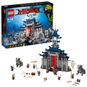 Lego Temple of The Ultimate Weapon Building Sets