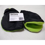 Skittens - Scooter Mittens for Kids. Keep Your Childrens' Hands Warm and Dry with These Great Mitts (Aka Ears) Boys or Girls to Use As They Scoot Bike Around.