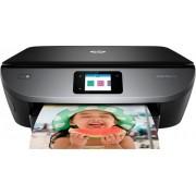 HP - ENVY Photo 7155 Wireless All-In-One Instant Ink Ready Inkjet Printer - Black