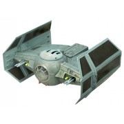 Star Wars Clone Wars Star fighter Vehicle - Darth Vader Tie Advanced