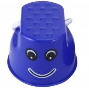 EH Niños Niños Diversión Al Aire Libre Paseo Jump Smile Face Balance