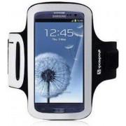 Sport Armband Samsung Galaxy S3 i9300 - Zwart Reflectie