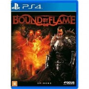 Game Ps4 Bound By Flame - Unissex