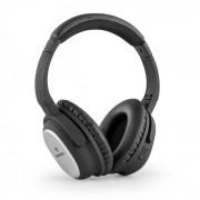 Auna BNC-10 Auriculares Neutralizan el sonido ambiental Bluetooth 4.1 Carcasa rígida Batería (BTF9-NCH-BT-40)