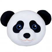 Wildkin Panda Plush Pillow, High Quality Super Soft Plush Pillow, Coordinates Bedding and Room Décor, Olive Kids Design