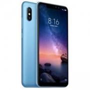 Смартфон Xiaomi Redmi Note 6 Pro, Dual SIM, 3GB RAM, 32GB Storage, 6.26 екран (2280x1080), 8-ядрен Snapdragon 636 (4 x 2.2GHz + 4 x 1.9GHz), MZB6888EU