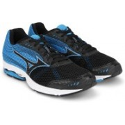 Mizuno Wave Sayonara 3 Running Shoes For Men(Blue, Black)