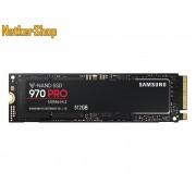 Samsung MZ-V7P512BW 512GB 970 Pro PCI Express Gen3x4 M.2 2280 SSD Merevlemez (3 év garancia)