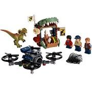 LEGO Jurassic World 75934 Elszabadult Dilophosaurus