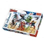 Puzzle Trefl Disney Marvel, The Avengers, 160 piese