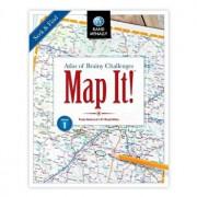 Map It! Seek & Find Atlas of Brainy Challenges: Seek, Paperback/McNally Rand