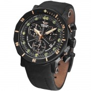 Ceas barbatesc Vostok - Europe 6S30/6203211 Lunokhod 2 Grand Chrono
