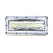 50W CREE LED-es reflektor fényvető hideg fehér DIY Ultra SLIM Szabadtéri spotlámpa IP66