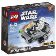 Lego - star wars microfighters 75126 first order snowspeeder