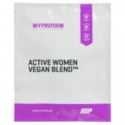 Myprotein Mieszanka wegańska Active Women Vegan Blend™ (Sample) - 25g - Jabłko i Karmel