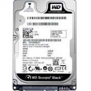 HDD 500GB SATAIII 2.5 WD Black 7200rpm 16MB 7mm slim - WD5000LPLX