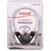 Слушалки с микрофон MAXELL HP360 LEGACY, Бял, ML-AH-HP360-LEGACY-WH