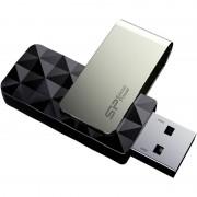 USB DRIVE, 32GB, Silicon Power Blaze B05, USB3.0, Black (SP032GBUF3B05V1K)