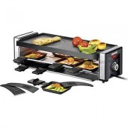 Unold Raclette Unold Finesse 8 pannikins, with manual temperature setting...