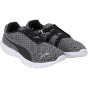 Puma FashIN Alt Filtered IDP Training & Gym Shoes For Women(Grey, Black)