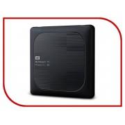 Жесткий диск Western Digital My Passport Wireless Pro 2Tb WDBP2P0020BBK