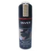Vopsea spray pentru piele intoarsa, negru, 200 ml