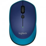 Мишка Logitech M335 Wireless Mouse, Синя, 910-004546