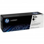HP Toner CF 283 A Svart No. 83 A