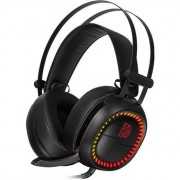 Casti gaming cu microfon Thermaltake Tt eSPORTS SHOCK Pro RGB, Negru