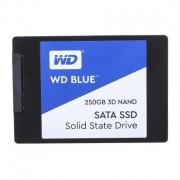 Western Digital Hard Disk Interno 250 GB SATA III, WDS250G2B0A