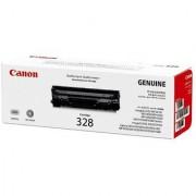Canon 328 Black LaserJet Toner Cartridge Single Color Toner(Black)