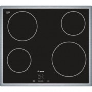 Bosch Sklokeramická varná deska Bosch černá PKE645D17E