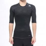 【SALE 30%OFF】アディダス adidas メンズ フィットネス 半袖コンプレッションインナー テックフィット BASE ショートスリーブ CD2353