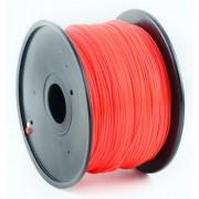 Gembird Bobina de Filamento PLA 1.75mm 1Kg Vermelho
