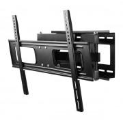 Goobay Wandhalterung Doppelflügel Goobay TV EasyFold XL bis 75 Zoll
