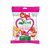 Cipi, Stevia Fructe, 80g