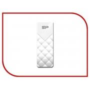 USB Flash Drive 32Gb - Silicon Power Ultima U03 White SP032GBUF2U03V1W