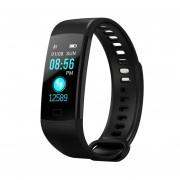 Y5 pulsera inteligente ritmo cardíaco Monitor de presión arterial rastreador de Fitness rastreador