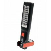 Yato Led lámpa 30+7 led, 3,6V-os akkuval (YT-08505)
